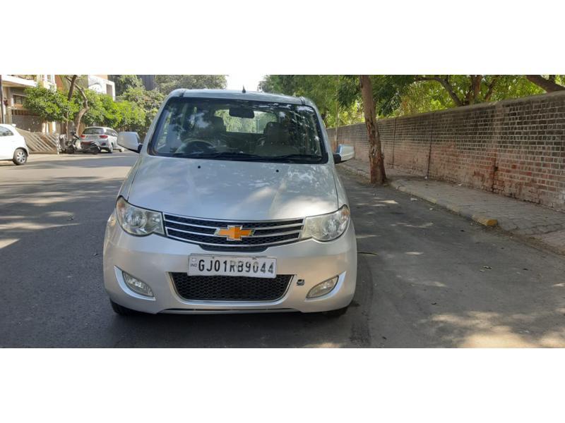 Used 2013 Chevrolet Enjoy Car In Ahmedabad