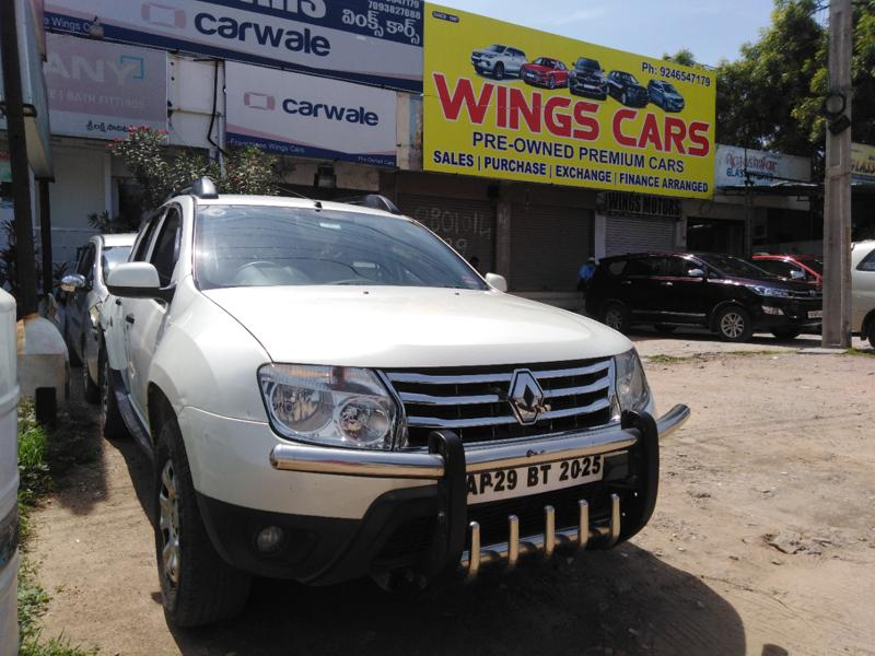 Used 2012 Renault Duster Car In Hyderabad