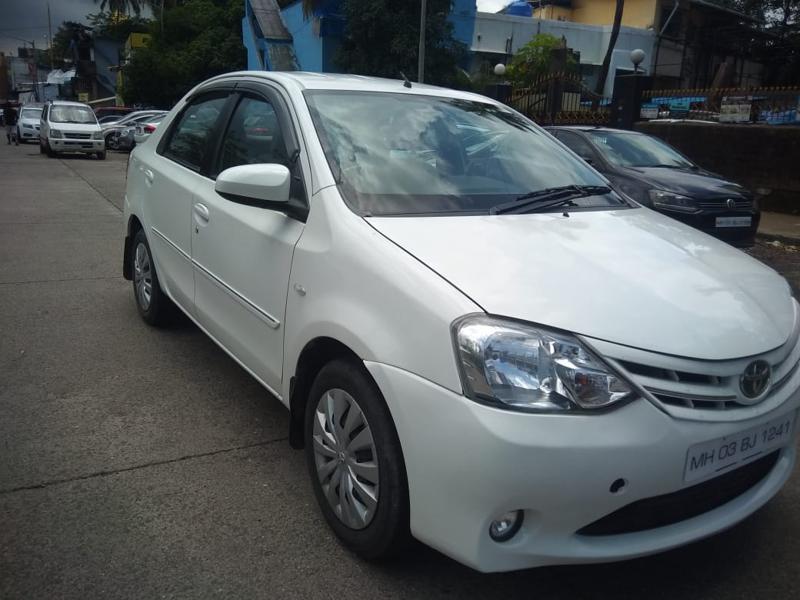 Used 2013 Toyota Etios Car In Mumbai