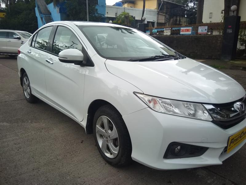 Used 2015 Honda City Car In Mumbai