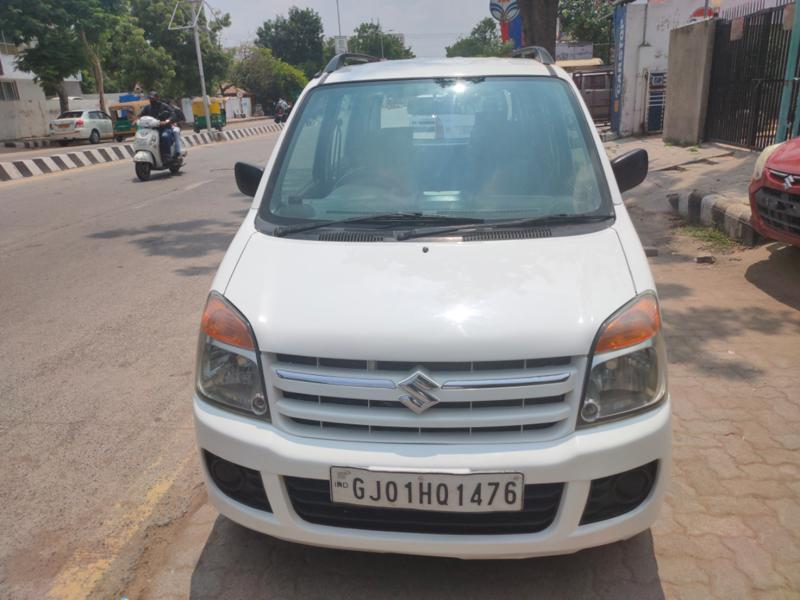 Used 2008 Maruti Suzuki Wagon R Car In Ahmedabad