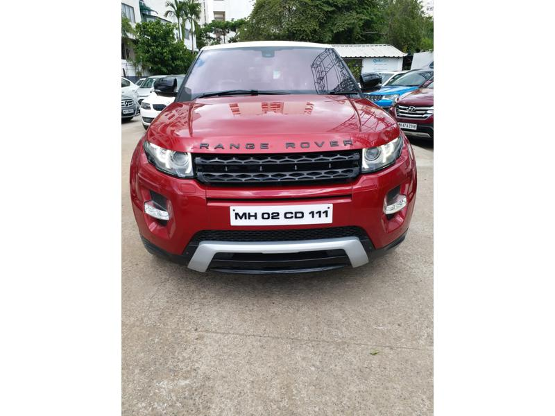 Used 2011 Land Rover Range Rover Evoque Car In Pune