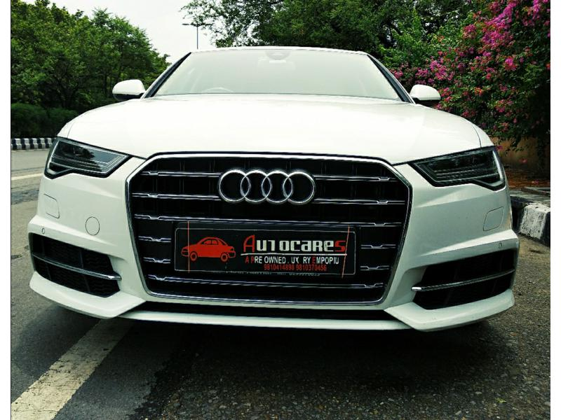 Used 2019 Audi A6 Car In Ghaziabad