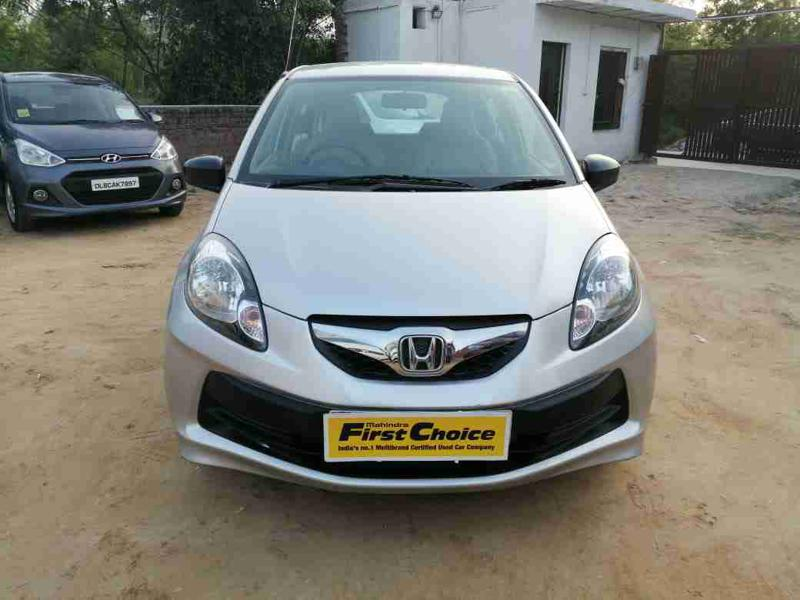 Used 2015 Honda Brio Car In Gurgaon