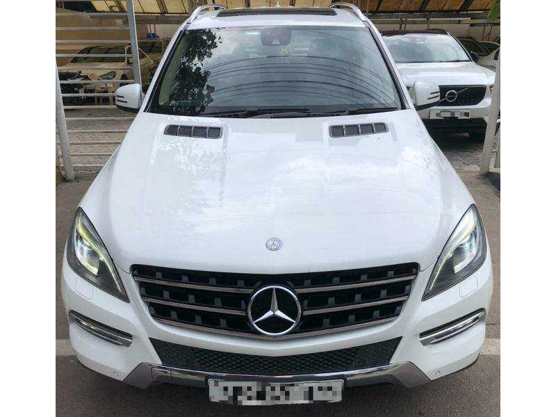 Used 2013 Mercedes Benz M Class Car In Hyderabad
