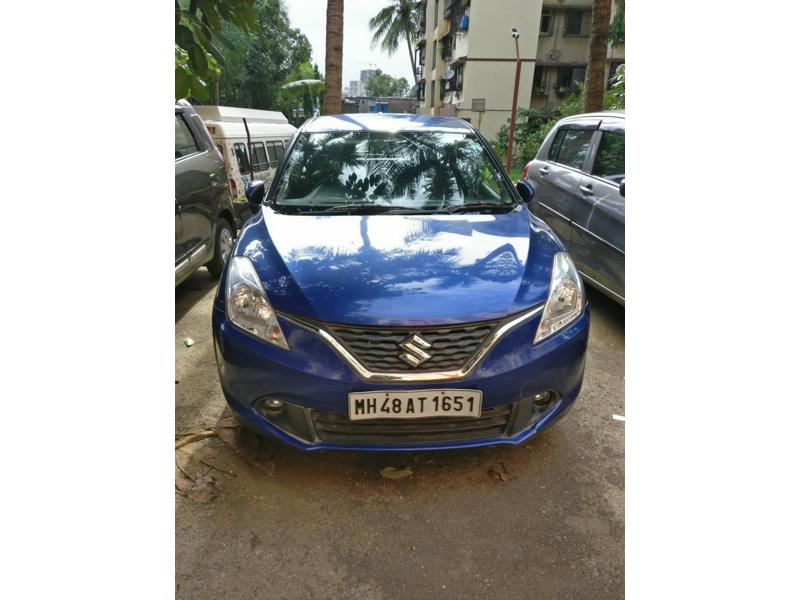 Used 2017 Maruti Suzuki Baleno Car In Mumbai