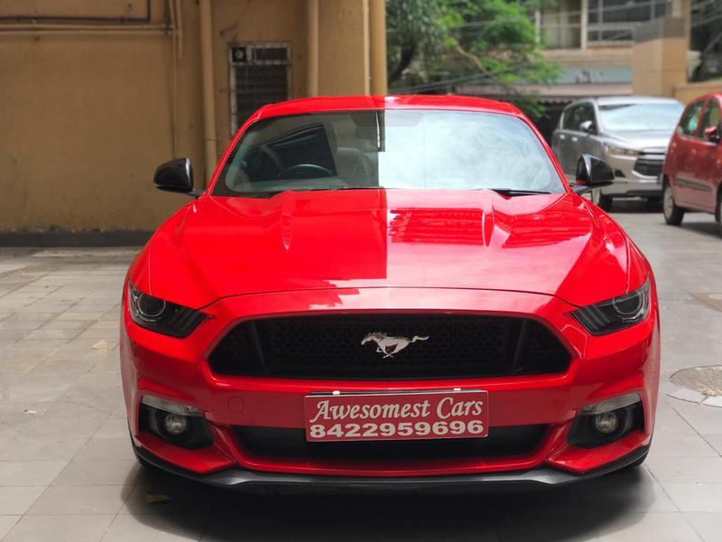 Used 2018 Ford Mustang Car In Mumbai