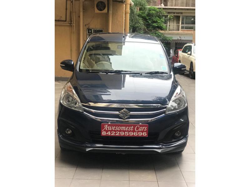 Used 2017 Maruti Suzuki Ertiga Car In Mumbai