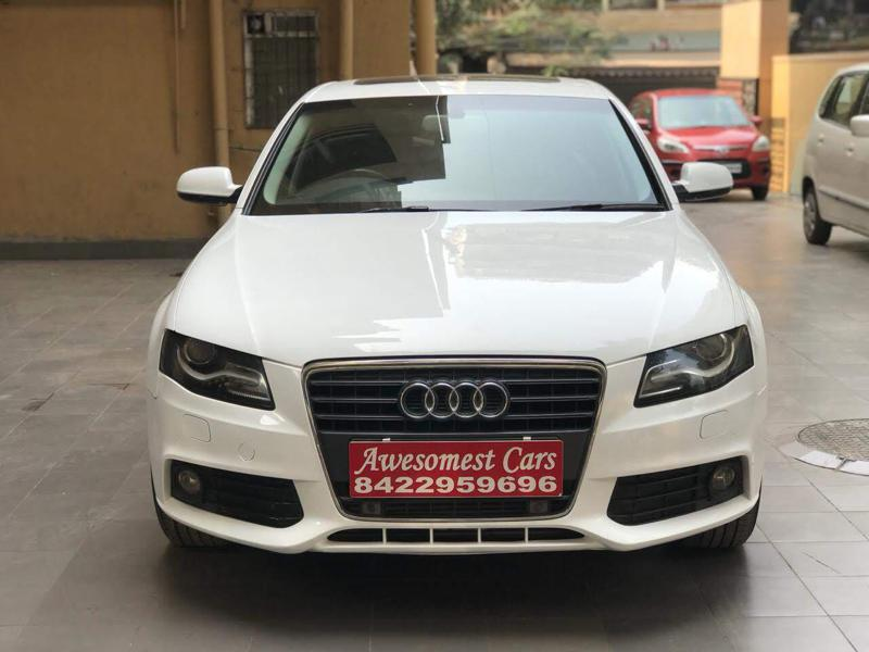 Used 2010 Audi A4 Car In Mumbai