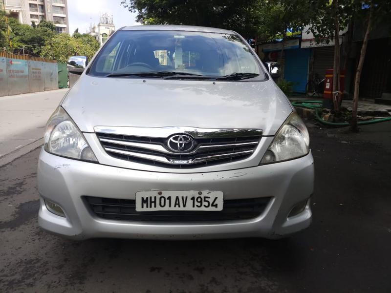 Used 2010 Toyota Innova Car In Mumbai