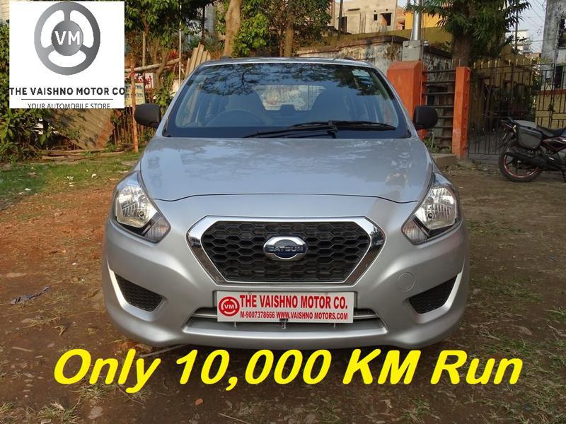 Used 2017 Datsun GO Plus Car In Kolkata