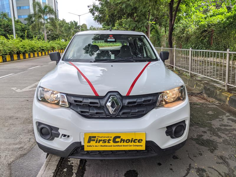 Used 2015 Renault Kwid Car In Mumbai