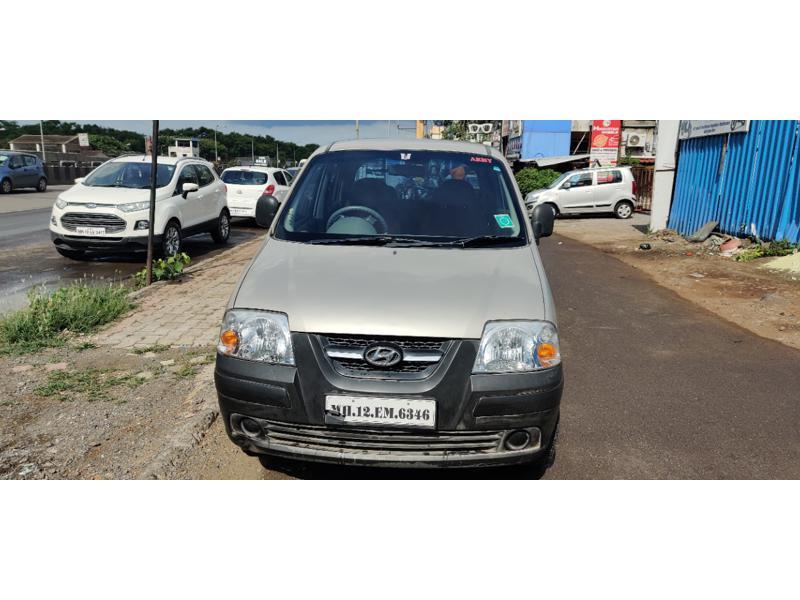 Used 2008 Hyundai Santro Xing Car In Pune