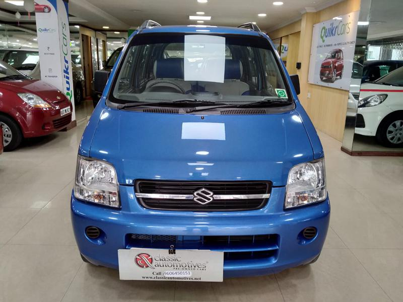 Used 2006 Maruti Suzuki Wagon R Car In Davangere