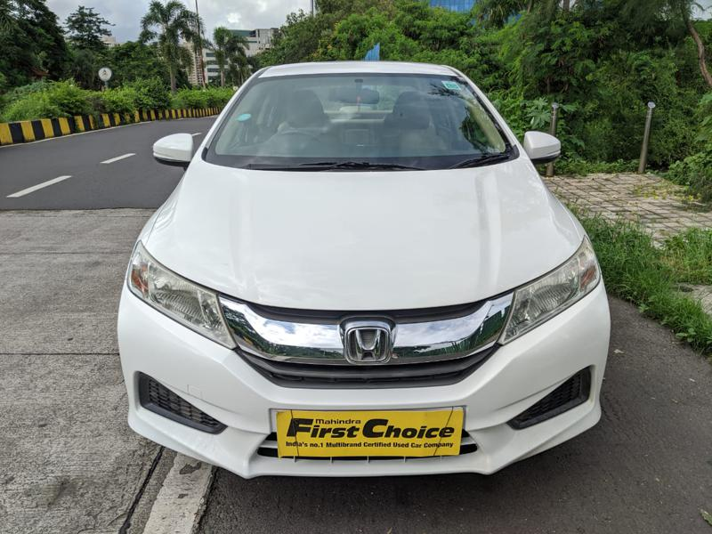Used 2014 Honda City Car In Mumbai