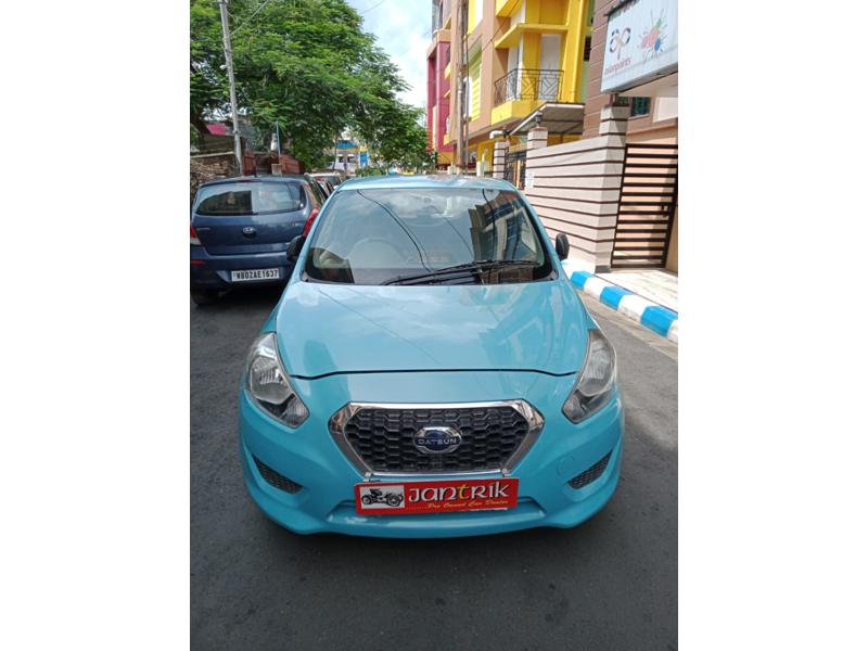 Used 2014 Datsun GO Car In Howrah