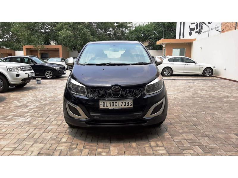 Used 2018 Mahindra Marazzo Car In Faridabad