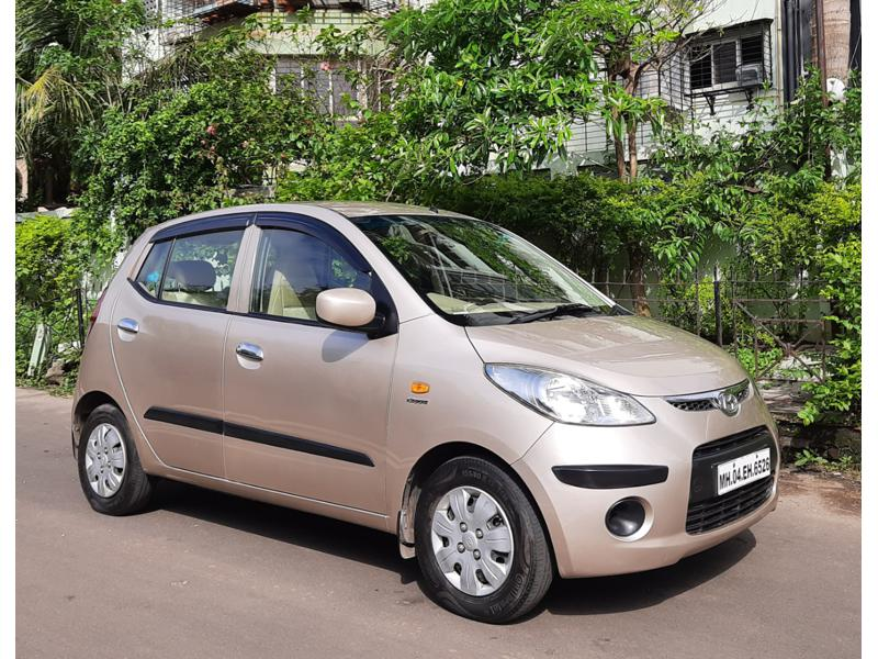 Used 2010 Hyundai i10 Car In Mumbai