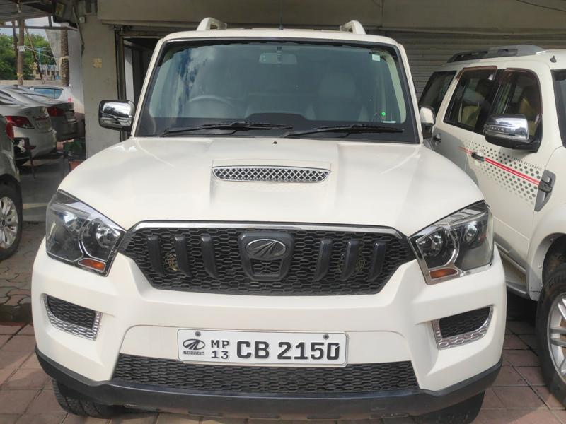 Used 2014 Mahindra Scorpio Car In Indore