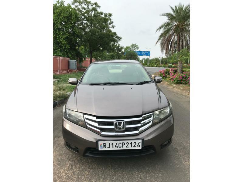 Used 2012 Honda City Car In Jaipur
