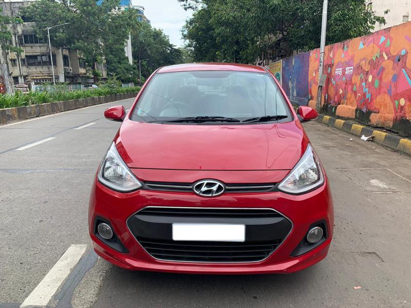 Used 2015 Hyundai Xcent Car In Mumbai