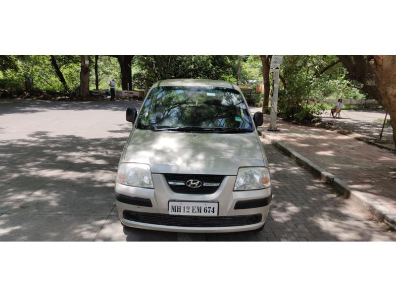 Used 2007 Hyundai Santro Xing Car In Pune
