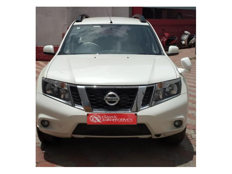 Used 2014 Nissan Terrano Car In Bangalore
