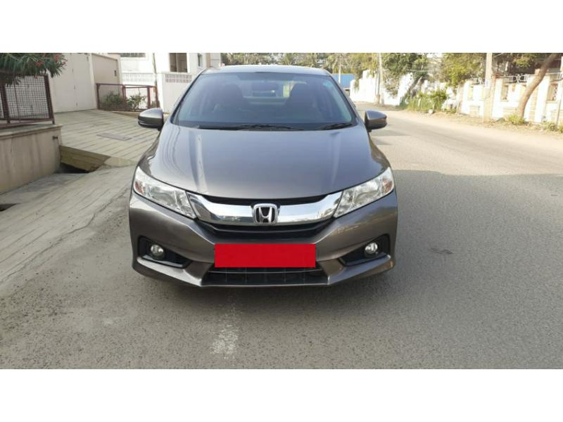 Used 2015 Honda City Car In Coimbatore
