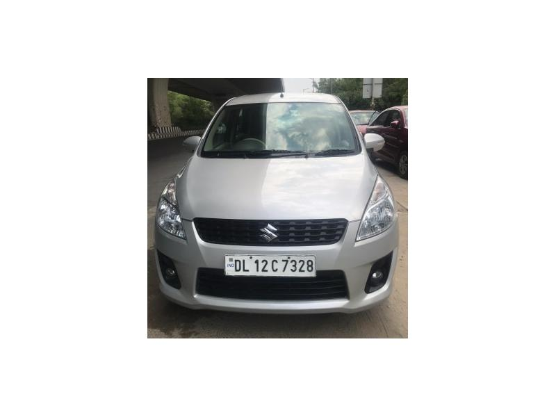 Used 2012 Maruti Suzuki Ertiga Car In New Delhi
