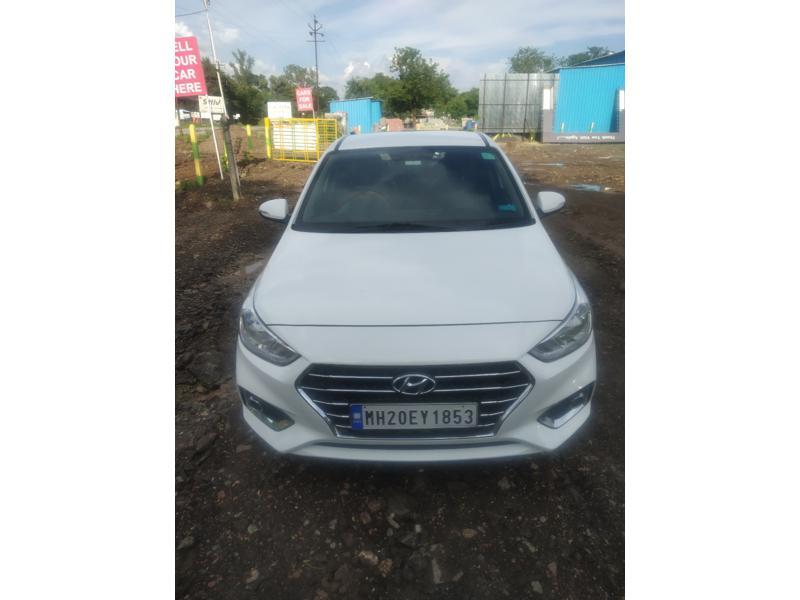 Used 2018 Hyundai Verna Car In Aurangabad