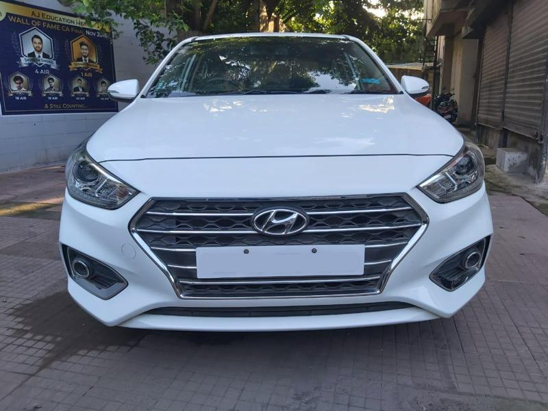 Used 2017 Hyundai Verna Car In Mumbai