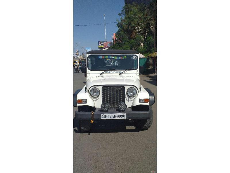 Used 2017 Mahindra Thar Car In Parbhani