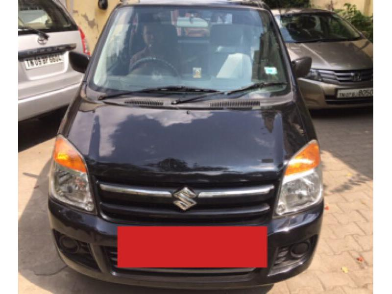 Used 2009 Maruti Suzuki Wagon R Car In Chennai
