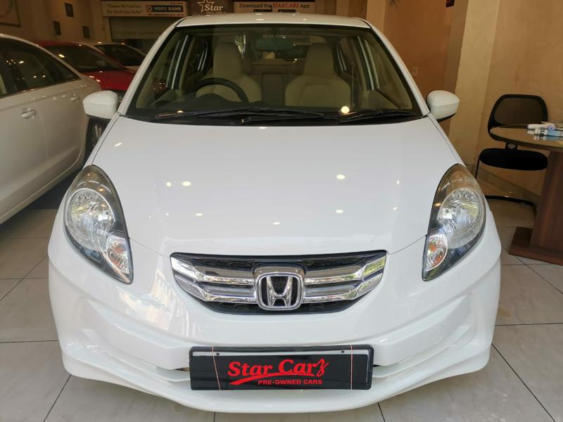 Used 2014 Honda Amaze Car In Jalandhar
