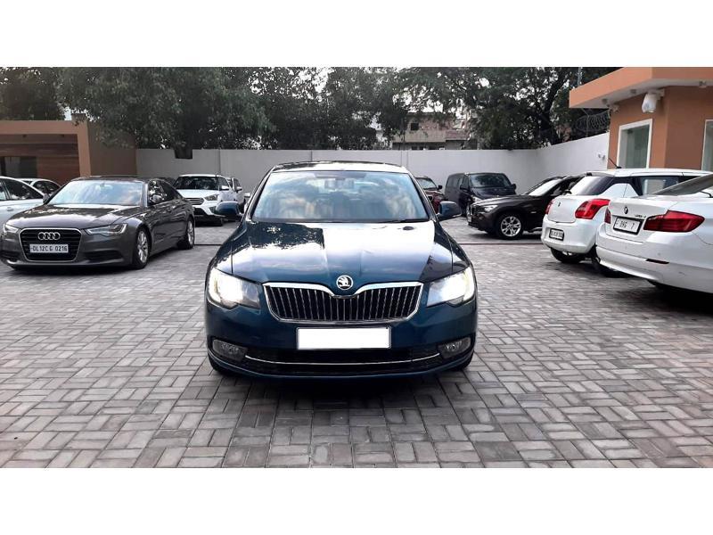 Used 2014 Skoda Superb Car In Noida