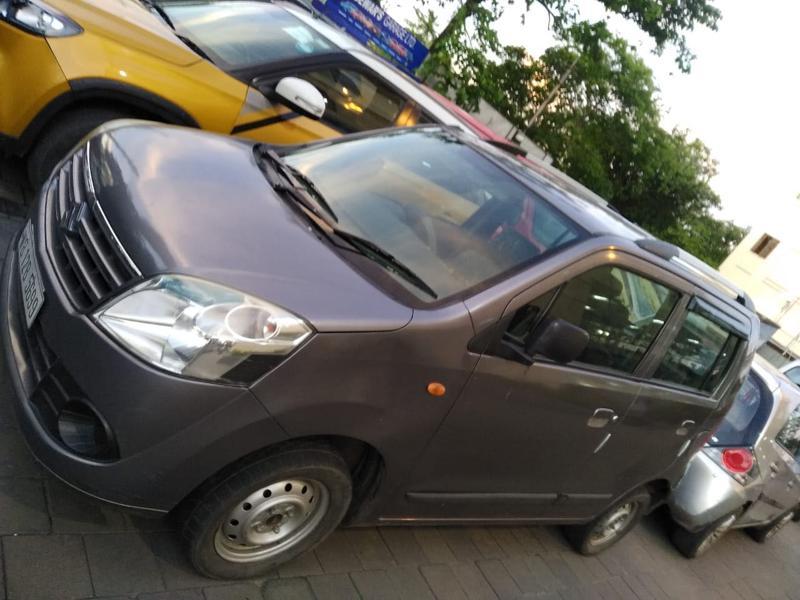 Used 2010 Maruti Suzuki Wagon R Car In Kolkata