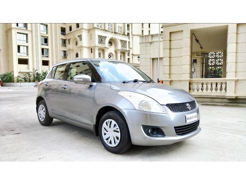 Used 2012 Maruti Suzuki Swift Car In Thane