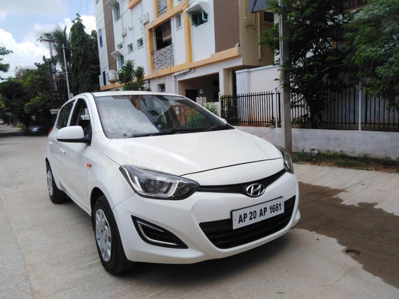 Used 2013 Hyundai i20 Car In Hyderabad