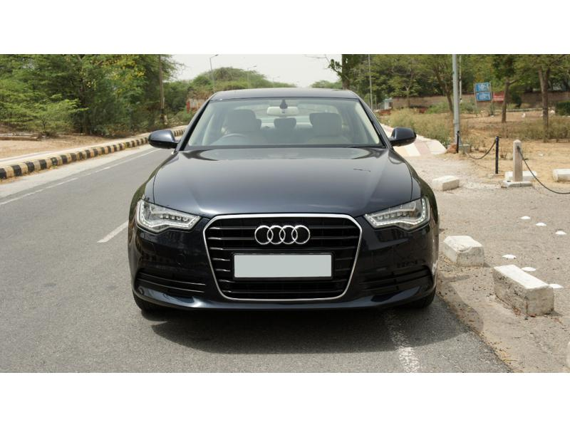 Used 2013 Audi A6 Car In Chandigarh