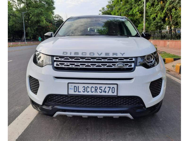 Used 2019 Land Rover Discovery Sport Car In Ghaziabad