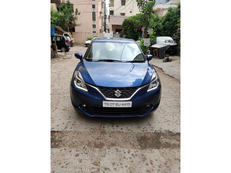 Used 2016 Maruti Suzuki Baleno Car In Hyderabad