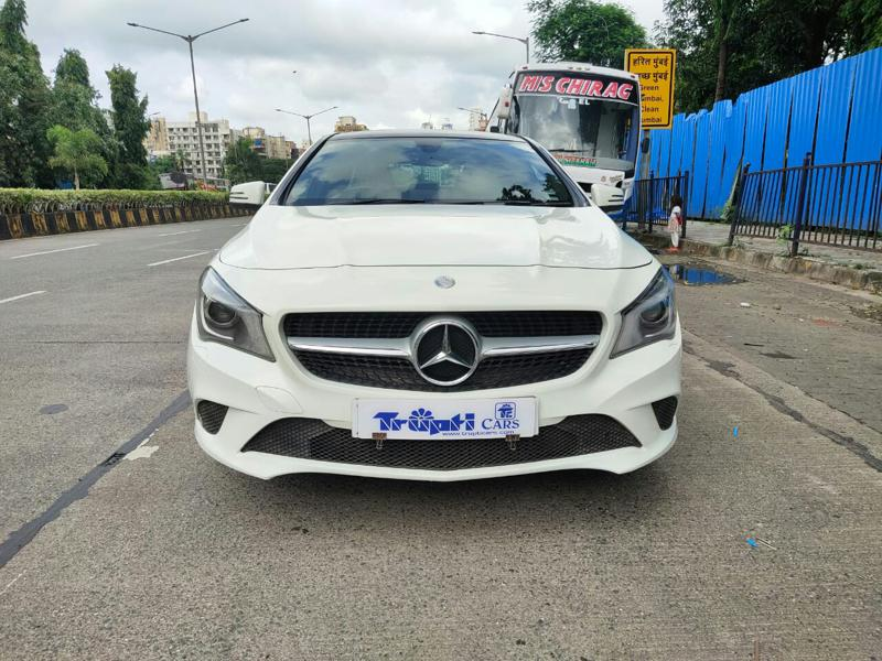 Used 2016 Mercedes Benz CLA Class Car In Mumbai