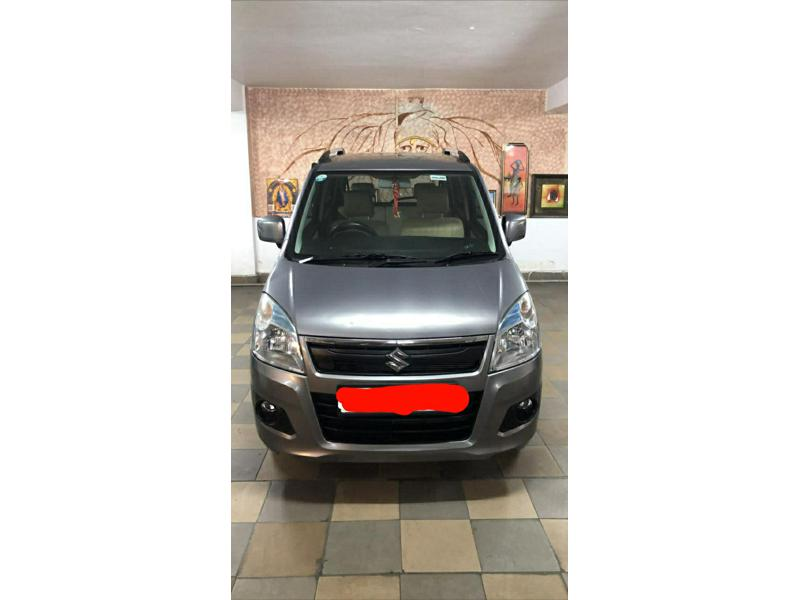 Used 2018 Maruti Suzuki Wagon R Car In Kota