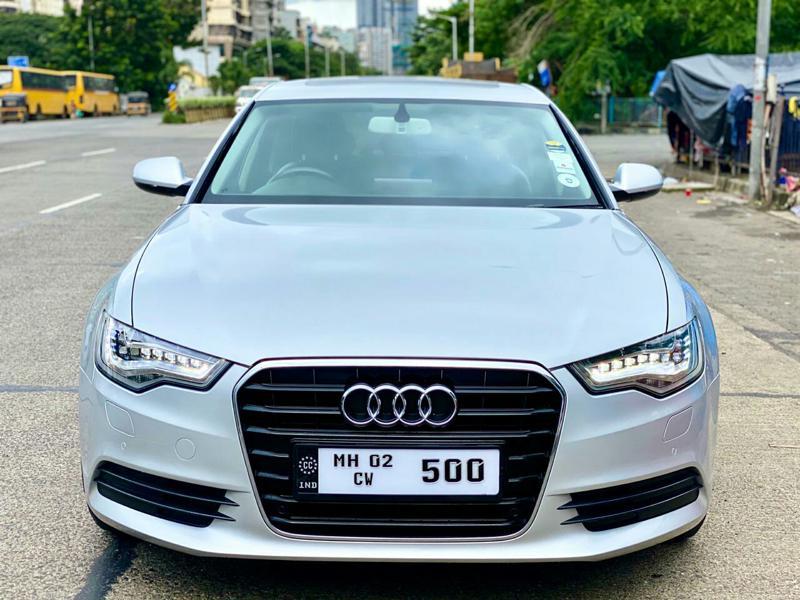 Used 2013 Audi A6 Car In Mumbai