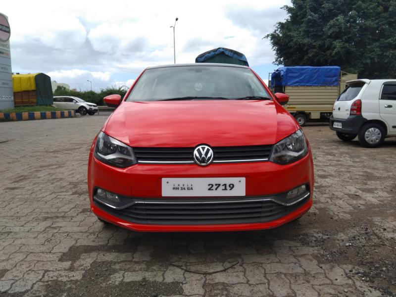 Used 2017 Volkswagen Polo Car In Pune