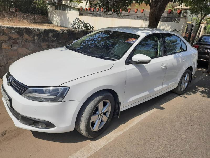 Used 2012 Volkswagen Jetta Car In Jaipur