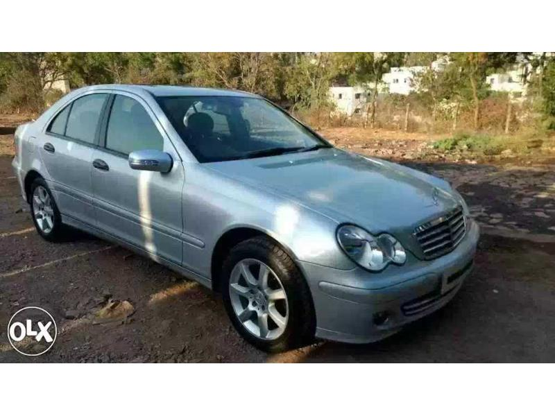 Used 2006 Mercedes Benz C Class Car In Pune