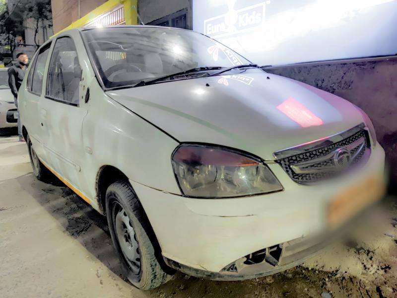 Used 2016 Tata Indigo eCS Car In Patna