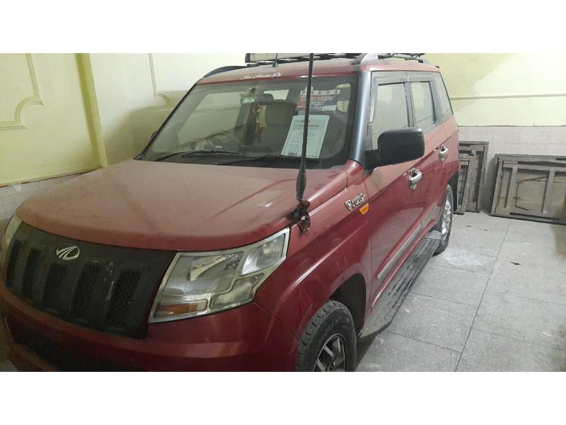 Used 2015 Mahindra TUV300 Car In New Delhi