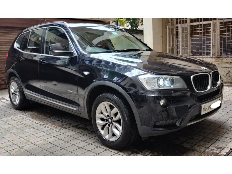 Used 2012 BMW X3 Car In Mumbai